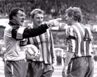 Newcastle v Sunderland, Roker Park, 1990 play-offs. Photo: David T. Hewitson/Sports for All Pics