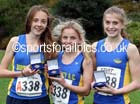Birtley winners of the under-17 womens Northern Cross Country Relays. Photo: David T. Hewitson/Sports for All Pics