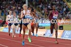 Lynsey Sharp on her way to winning the 800 metres at the Sainsbury's Birmingham Grand Prix. Photos: David T. Hewitson/Sports for All Pics