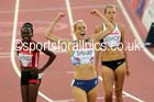 Lynsey Sharp (Scotland) in the 800 metres at the Commonwealth Games, Glasgow. Photo: David T. Hewitson/Sports for All Pics