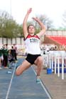Womens long jump, Gateshead Open Medal Meeting. Photo: David T. Hewitson/Sports for All Pics