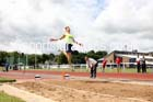 Senior mens long jump, EAP International Combined Events, Hexham Northumberland. Photo: David T. Hewitson/Sports for All Pics