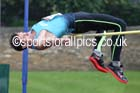 Senior mens high jump, EAP International Combined Events, Hexham Northumberland. Photo: David T. Hewitson/Sports for All Pics