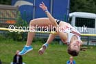 Womens high jump, EAP International Combined Events, Hexham Northumberland. Photo: David T. Hewitson/Sports for All Pics