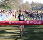 Andrew Buchart (Scotland East) wins the senior Inter Counties, Cofton Park, Birmingham. Photo: David T. Hewitson/Sports for All Pics