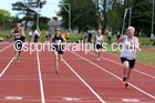 100 metres, North East Masters Champs, Monkton Stadium,  Jarrow. Photo: David T. Hewitson/Sports for All Pics