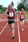 1500 metres, North East Masters Champs, Monkton Stadium,  Jarrow. Photo: David T. Hewitson/Sports for All Pics
