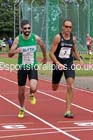 400 metres, North East Masters Champs, Monkton Stadium,  Jarrow. Photo: David T. Hewitson/Sports for All Pics