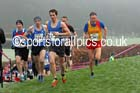 Veterans race, Durham Cathedral Cross Country Relays. Photo: David T. Hewitson/Sports for All Pics