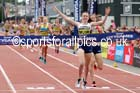 Womens one mile, The Great North CityGames. Photos: David T. Hewitson/Sports for All Pics