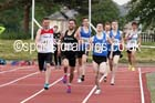 Jimmy Hedley 800 metres Cup, North East Grand Prix, Monkson Stadium, Jarrow. Photo: David T. Hewitson/Sports for All Pics