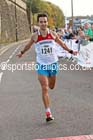 Conrad Franks wins the Morpeth to Newcastle Marathon. Photo: David T. Hewitson/Sports for All Pics