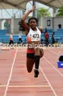 Womens under-20s triple jump, Northern Championships, Sport City, Manchester. Photo: David T. Hewitson/Sports for All Pics