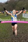 Senior womens Northern Cross Country Champs., Witton Park, Blackburn. Photo: David T. Hewitson/Sports for All Pics