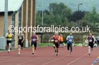 Mens decathlon 100 metres, EAP International Cominted Events, Hexham. Photo: David T. Hewitson/Sports for All Pics