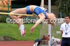 Womens heptathlon high jump, EAP International Cominted Events, Hexham. Photo: David T. Hewitson/Sports for All Pics