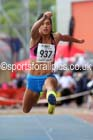 Womens senior triple jump, North Eastern Champs, Gateshead Stadium. Photo: David T. Hewitson/Sports for All Pics