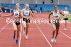 Senior womens 800 metres, Northern Senior and Under-20s Champs., SportsCity, Manchester. Photo: David T. Hewitson/Sports for All Pics