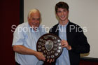 Winner of the Tyneside Athletics League Colin Miller Shield, 2017 Start Fitness North Eastern Grand Prix Awards, Gateshead Stadium. Photo: David T. Hewitson/Sports for All Pics