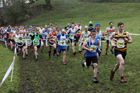 Senior men, Start Fitness NEHL, Thornley Hill Farm, Peterlee, County Durham. Photo: David T. Hewitson/Sports for All Pics